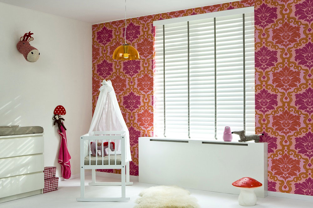 JASNO blinds ofwel houten jaloezie½n