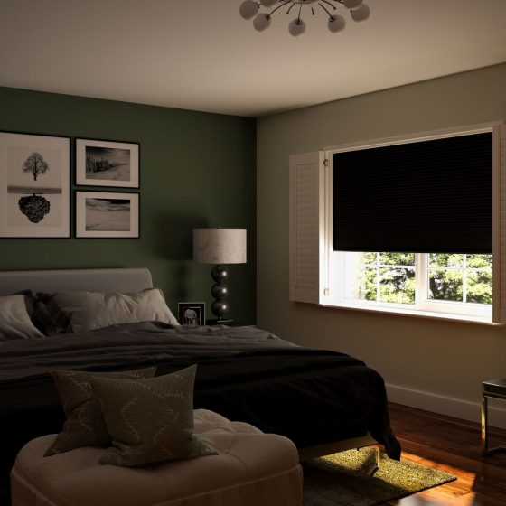 ShutterShade Bedroom Dark preview