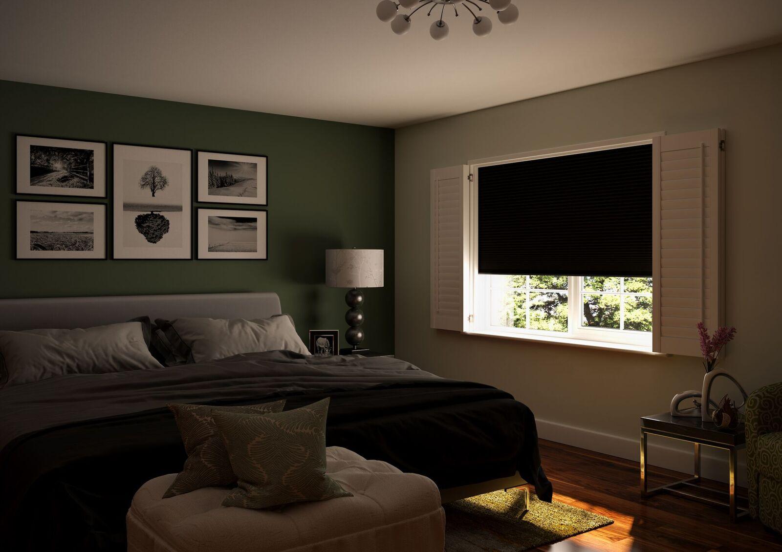 ShutterShade Bedroom Dark preview