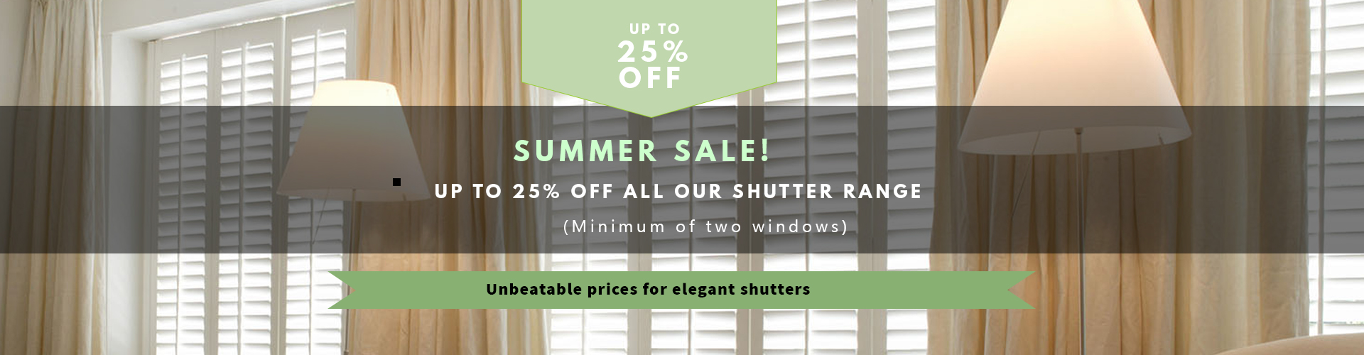 Shutterwise Summer Sale Now On